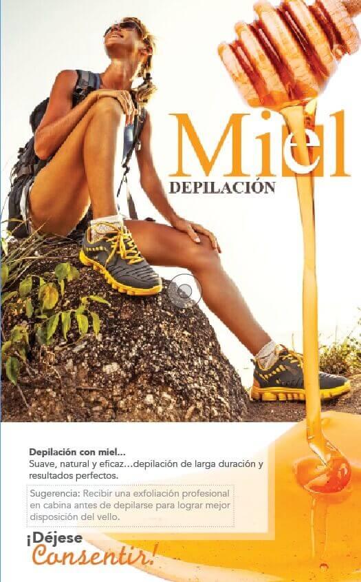 Depilacion con Miel