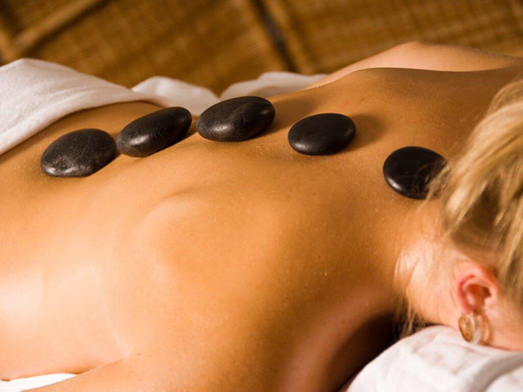 Beneficios Terapia o Masajes con Piedras
