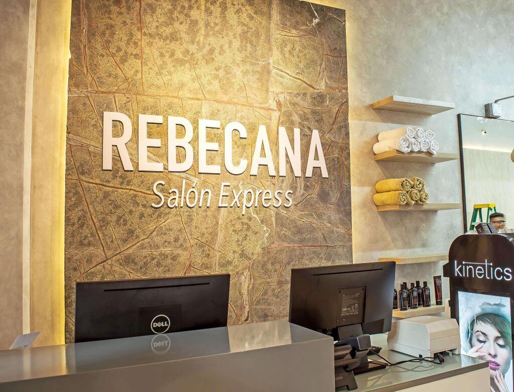 Recepcion Rebecana Express