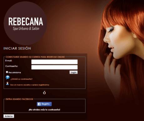 Paso 15 Cita On Line Rebecana.com