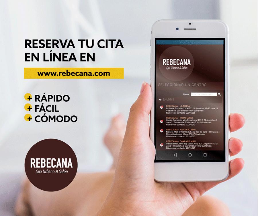 Cita On Line Rebecana.com