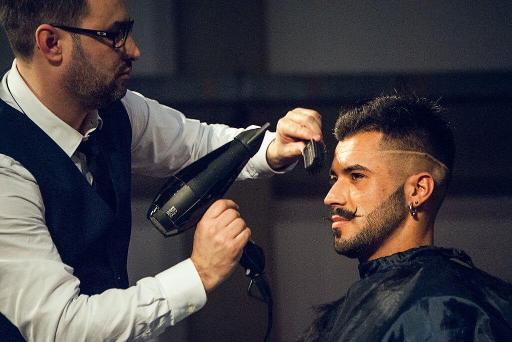 corte cabello Hombre