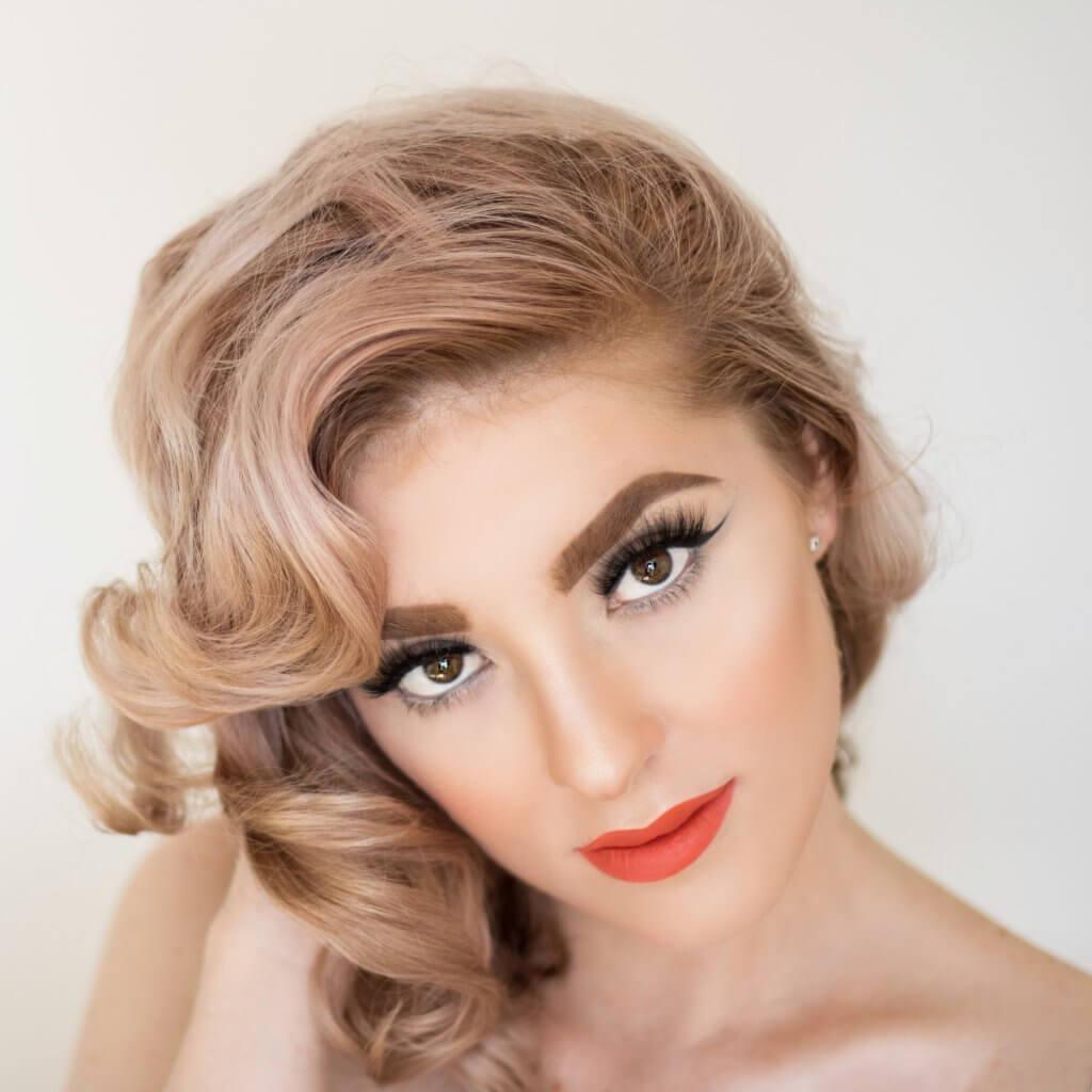 maquillaje mujer para boda