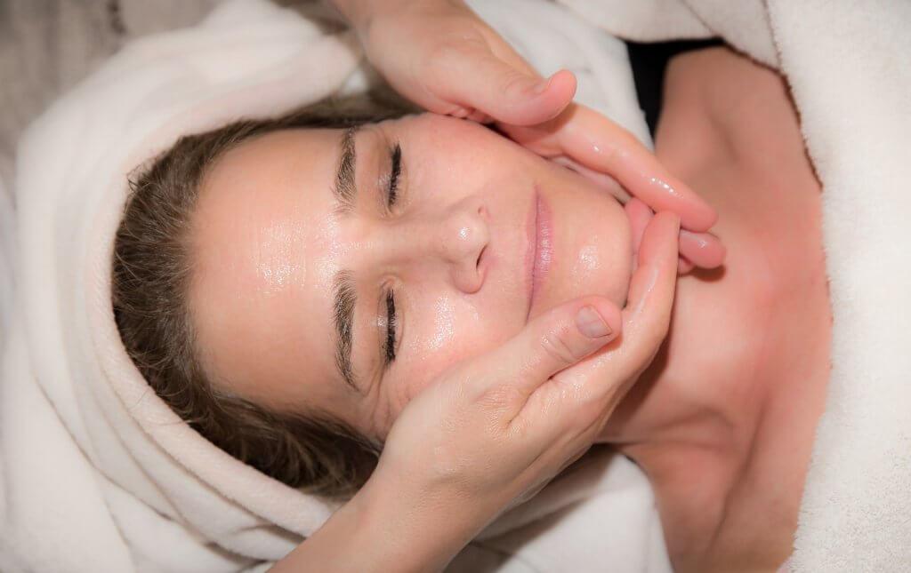 masaje facial bono 14