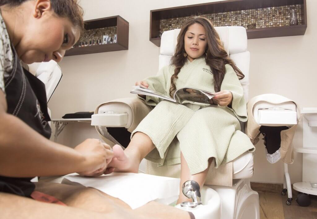 pedicure spa bono 14