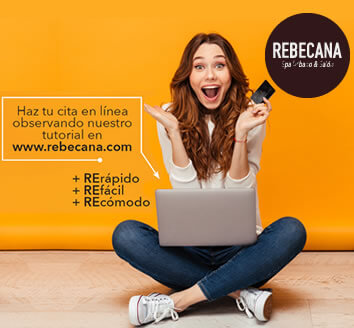Cita On Line en Rebecana