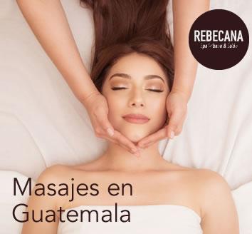 Masajes en Guatemala