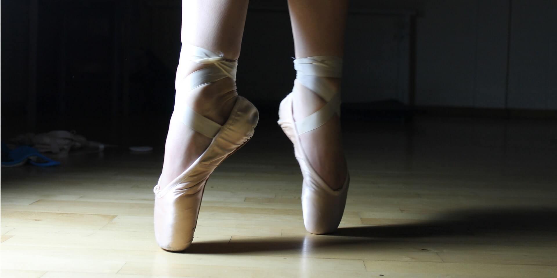 Cuidado de los Pies Bailarinas