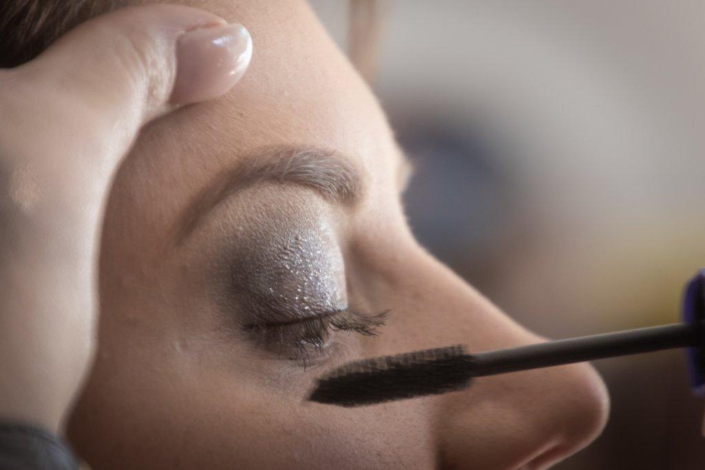 Maquillaje de Brillo para Boda